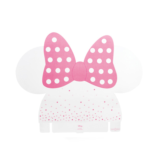 Regali e Bomboniere - Prodotti - Disney Scatoline e Box - Sagoma CROWNER MINNIE STARS mm. 515x400