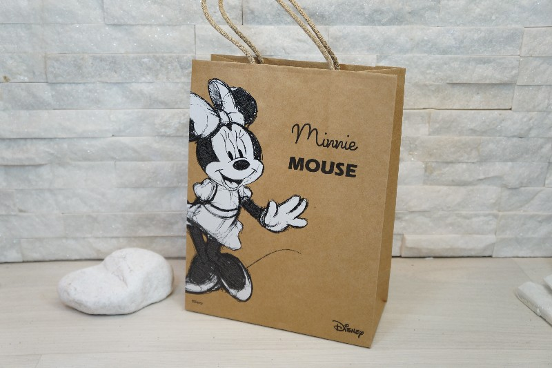 Regali e Bomboniere - Prodotti - Disney Scatoline e Box - SHOPP C 190X90X250MM MINNIE VINTA *100