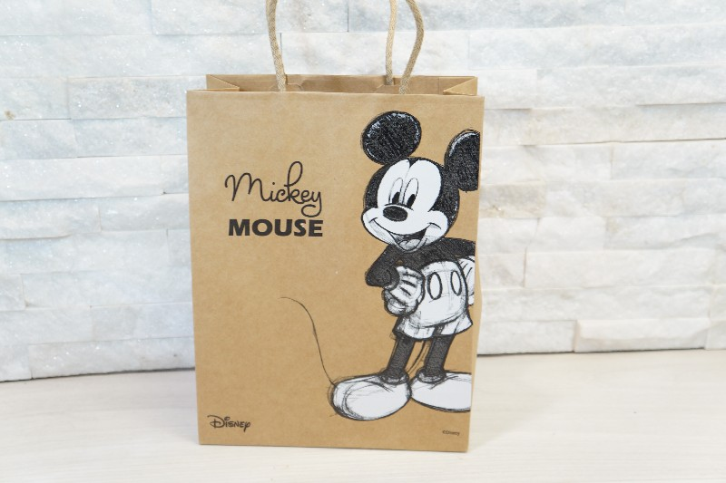 Regali e Bomboniere - Prodotti - Disney Scatoline e Box - SHOPP C 190X90X250MM MICKEY VINTAGE MADE IN ITALY *100